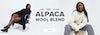 alpaca wool blend