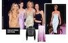 Editorial: 90's revival: slip dress and denim