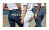 introducing peachy flare jeans - Lookbook denim SS20