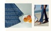 Peachy flare jeans - Lookbook denim SS20