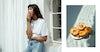 Lookbook denim SS20 - organic cotton - peachy flare jeans