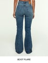 flare, jeans