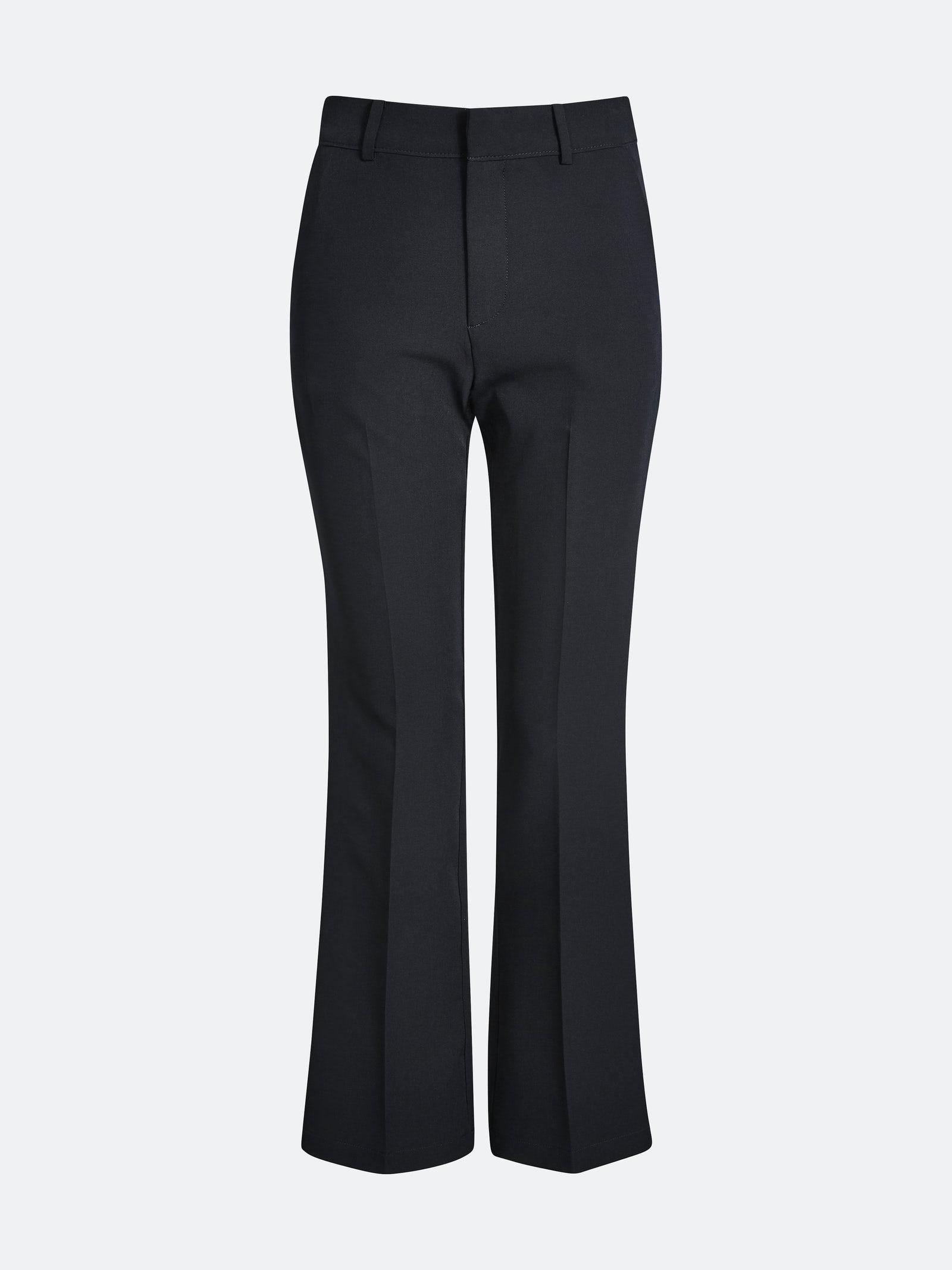 svarta kostymbyxor dam